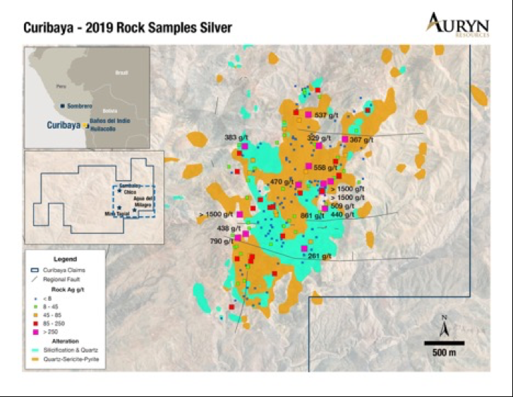 Auryn Secures DIA for Initial Drill Program at Sombrero Copper-Gold Project in Southern Peru